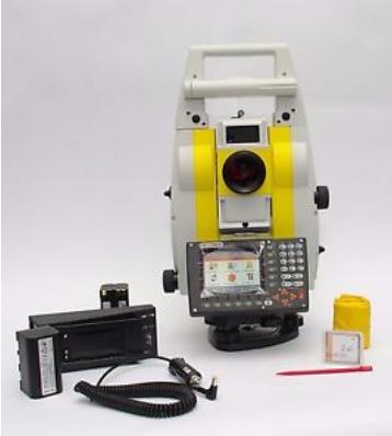 """Γεωδαιτικός σταθμός  ZOOM80 S-GeoMax, 2"""", A10"""